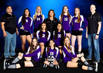 Naval Air Station Lemoore Volleyball Team