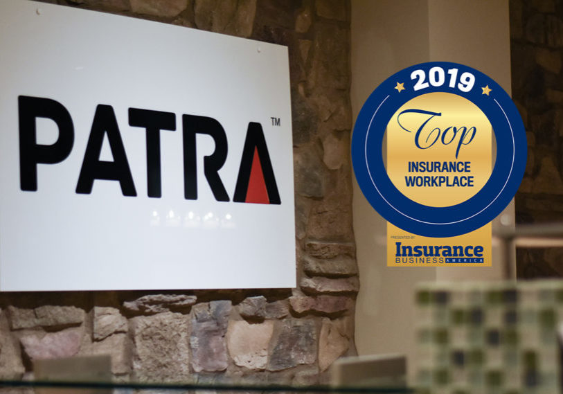 Patra 2019 Top Insurance Workplace
