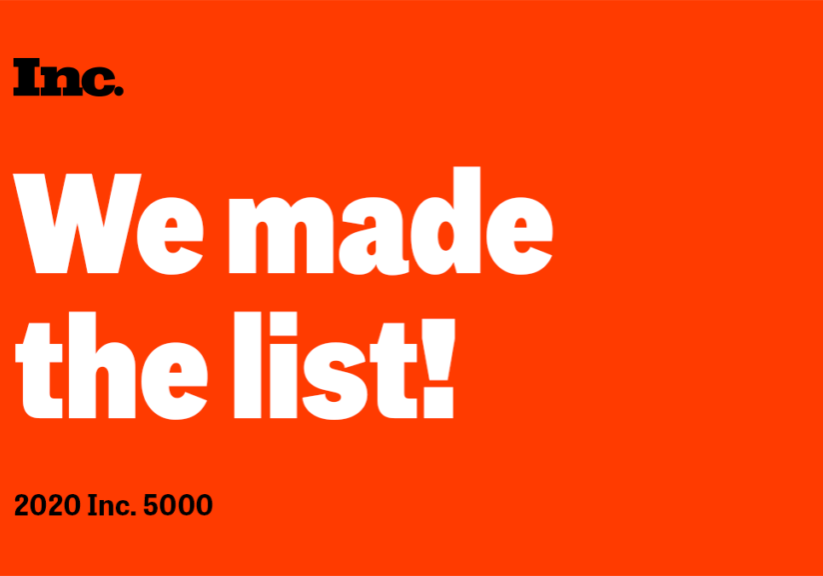 We Made the List