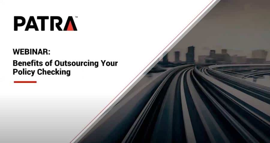 webinar: outsourcing your policy checking